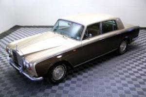 1967 ROLLS ROYCE SILVER SHADOW! INCREDIBLY RARE AND CLEAN!! Photo