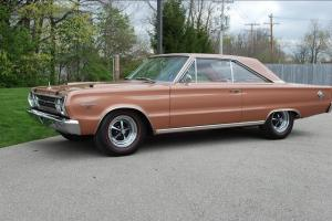 1967 Plymouth GTX 440 Automatic Awesome Original!