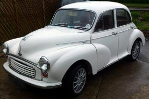 2000cc Fiat Twin Cam Morris Minor