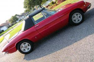 1969 ALFA ROMEO SPIDER DUETTO Photo