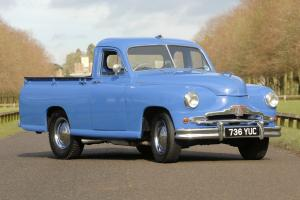 1953 STANDARD vangaurd pick-up extremely rare factory built