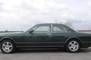 1992 Bentley Continental R by Mulliner Park Ward