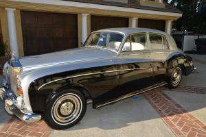 1964 ROLLS-ROYCE SILVER CLOUD III Photo