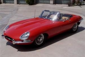 1968 JAGUAR XKE SERIES 1.5 ROADSTER FULLY RESTORED RARE COLLECTOR CAR EXCELLENT! Photo