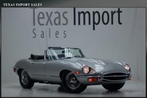 1970 E-TYPE 4.2,RECENT COMPLETE ENGINE REBUILD,NEW PAINT JOB,WOW!