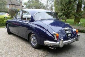 1961 Jaguar Mk. II Saloon (3.8 litre)  Photo