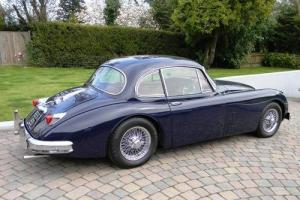 1959 Jaguar XK150S Coup Photo