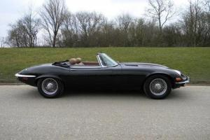 1973 Jaguar E-Type Series III V12 Roadster  Photo