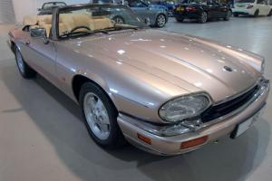 1994 Jaguar XJS Convertible 5993cc Petrol  Photo