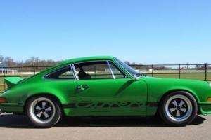 1979 Porsche 911SC to 1973 RS Specification