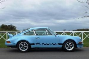 1989 Porsche 964 Carrera 4 to 1973 2.8 RS specification
