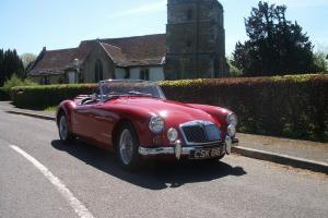 MGA Twin Cam  Photo