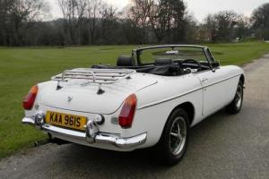1978 MG B Roadster  Photo
