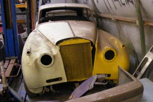 BENTLEY S1 PROJECT  Photo