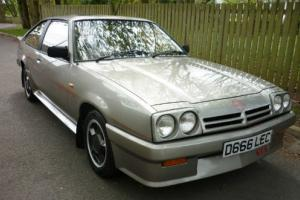 OPEL MANTA GTE EXECLUSIVE - A RARE FIND - MOT TO MAY 2014