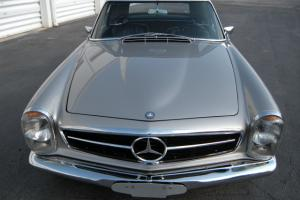 1968 Mercedes Benz 280SL W113 Automatic Transmission Nice Older Restoration