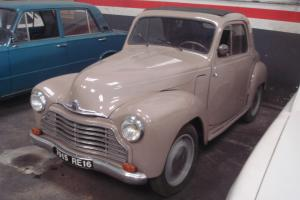 1950 CLASSIC FIAT SIMCA TOPOLINO ORIGINAL CONDITION NO RUST DRY STORED IN SPAIN