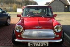 Classic Rover Mini Seven 1275cc X Reg.  Photo