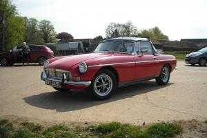 1972(L) MG B Roadster 1.8...........STUNNING CAR..................NO RESERVE  Photo