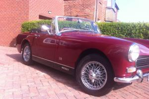 MG Midget 1275 RWA  Photo