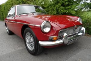 1969 MGB GT DAMASK RED EXCELLENT CONDITION ONE OF THE BEST