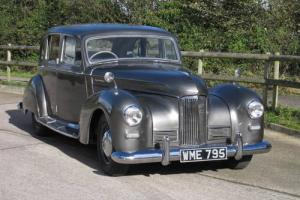 1950 Humber Super Snipe Limousine Limo Photo