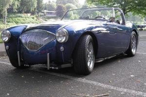 1954 Austin Healey BN1 350 Chevy Photo