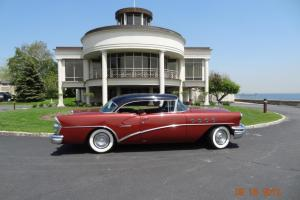 1955 BUICK CENTURY 2 DR.HTP. WITH VERY LOW MILEAGE 61,423MILES
