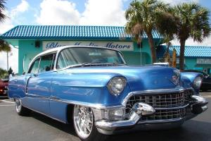 1955 Classic Cadillac Coupe DeVille Resto-Mod Update LS-2 ENGINE W/ 6 SPEED