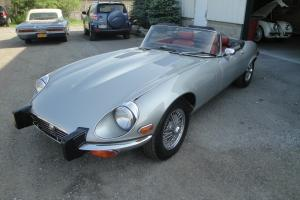 1974 Jaguar V12 Base 5.3L Convertible Photo