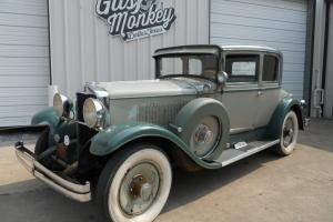1929 Hupmobile Series M DeLuxe Centry Opera Coupe offered by Gas Monkey Garage