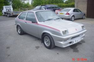 1978 CHEVETTE 2300 HS SILVER SAME ERA AS RS2000 MEXICO SUNBEAM LOTUS CLASSIC