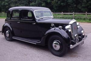 ROVER 10 FOUR DOOR SALOON 1946