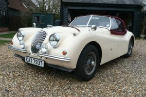 Jaguar XK120 Replica by Aristocat  Photo