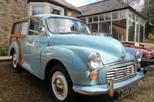 Morris 1000 Traveller (Woody) in fantastic condition Taxed and MOT