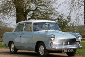 MORRIS OXFORD V1 SALOON - JUST ONE OWNER FROM NEW