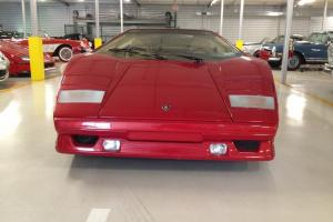 1989 Lamborghini Countach 25th Anniversary Coupe 2-Door 5.2L