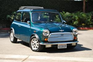 1991 MIni Cooper, 1275 Fuel injected, full electric sunroof, excellent, serviced
