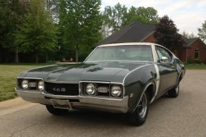 1968 Oldsmobile 442, Original 90.400 miles, Original Engine and Drivetrain