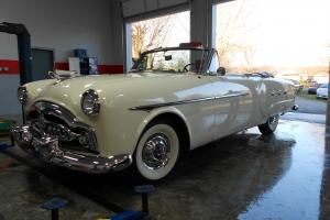 1952 PACKARD MAYFAIR CONVERTABLE