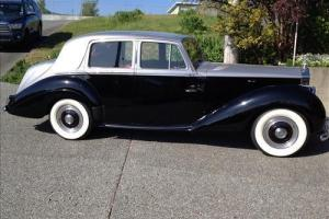 1954 Rolls Royce Silver Dawn Photo