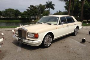 1988 Rolls-Royce Silver Spur   Great Looking Car  A Lot Of Car For The Money !!!