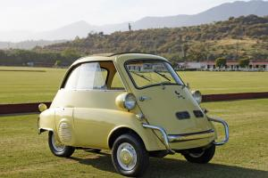 1957 BMW Isetta 300 - Entirely Correct CA Car, Numbers Matching, Fully Rebuilt
