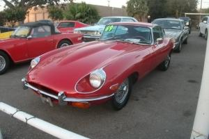 1969 xke coupe with air cond  4speed texas no rust