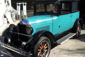 1925 Studebaker Coach Excellent original condition