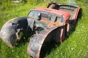 Triumph TR3 US Import For Restoration  Photo