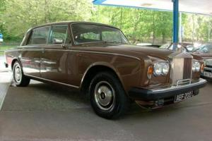 1977 ROLLS-ROYCE SILVER WRAITH 6.8 0D  Photo