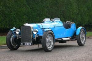 1936 Alvis SA 3 1/2 litre Sports Special - on very rare chassis