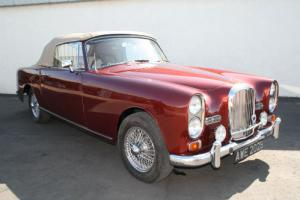 1963 Alvis TE21 Drophead Coupe by Park Ward --- NOW SOLD ---
