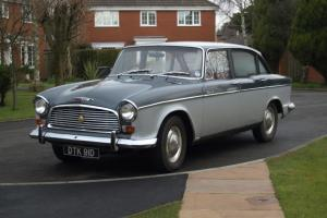 HUMBER HAWK - TWO TONE GREY